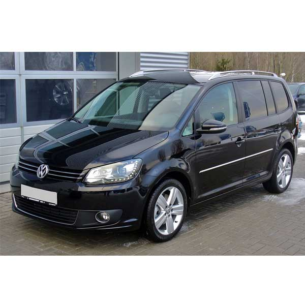 VW Touran Black
