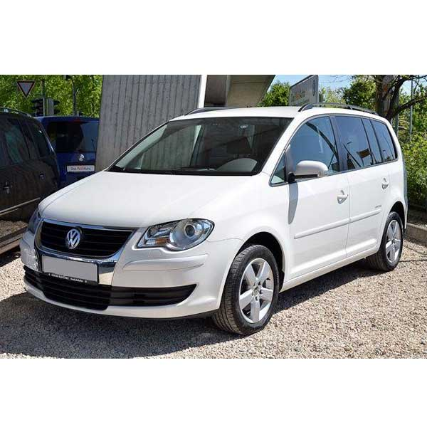 VW Touran White